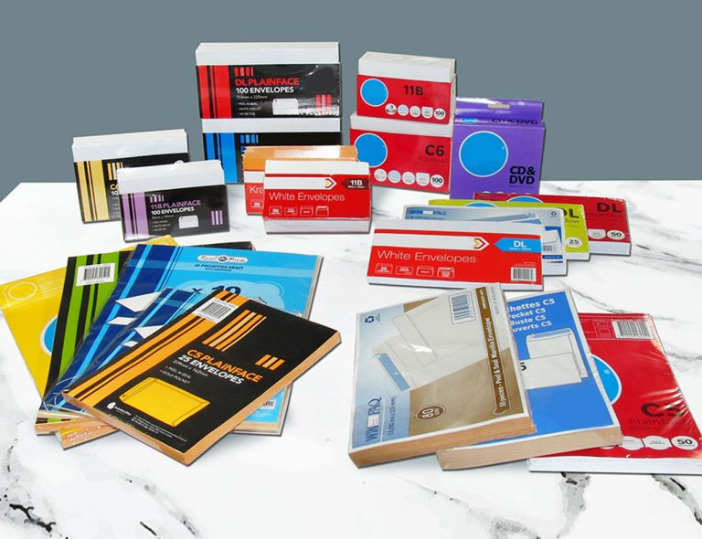 Retail Envelopes